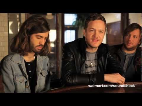 Imagine Dragons Reveal How The Band Got Their Name to Walmart Soundcheck