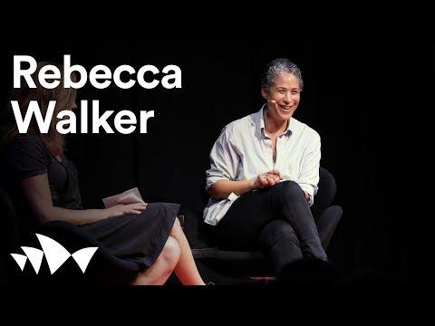 Rebecca Walker on beauty as resistance | all about women 2018