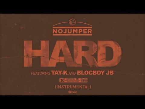 Tay K & BlocBoy JB - Hard (Instrumental) (Best Version)