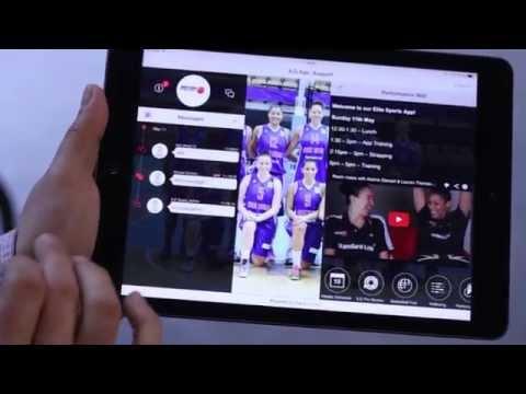 British Basketball ILG Elite Sports App