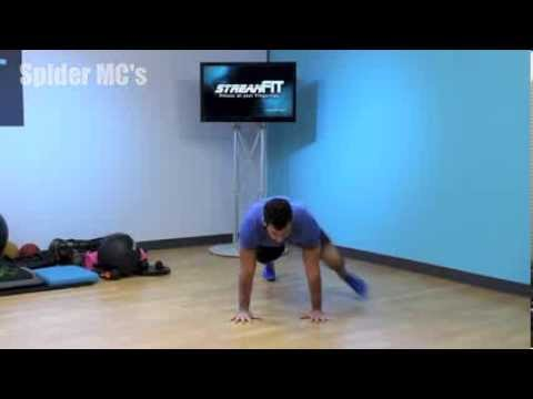 28 Different Ways To Do Mountain Climbers Exercise