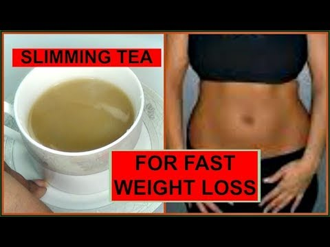 TRIPLE YOUR WEIGHT LOSS WITH THIS TEA, GET RID OF BELLY FAT + TOXIN |Khichi Beauty