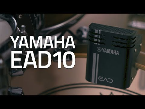 The Yamaha EAD10 Overview - Drumeo