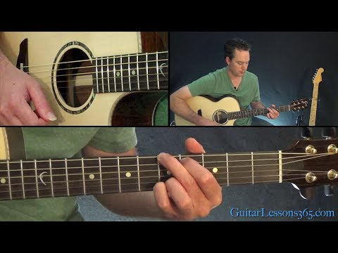 How To Play Stone Temple Pilots On Guitar Creep Acoustic Guitar