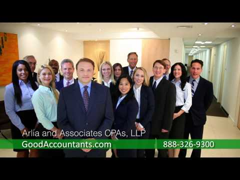 Arlia And Associates CPAs LLP