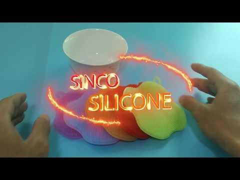 silicone washing sponge / silicone dish sponge review