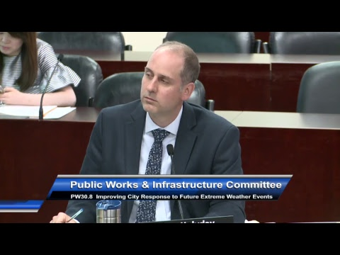 Public Works and Infrastructure Committee - June 12, 2018