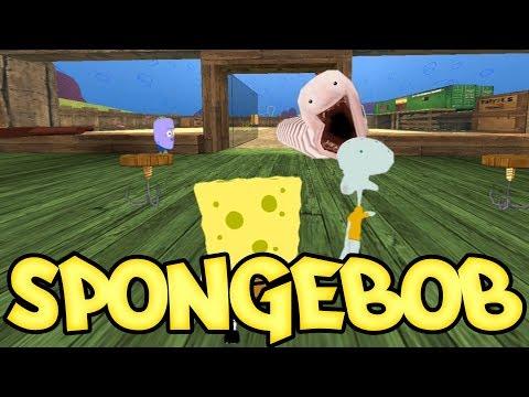 GIANT WORM ATTACKS BIKINI BOTTOM!! - SpongeBob Animation