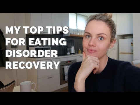 Top Tips for Eating Disorder Recovery
