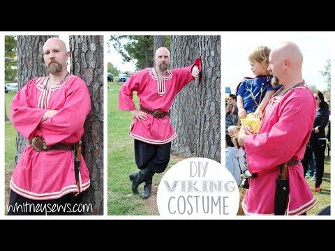 Viking Costume - DIY Inspiration | Whitney Sews