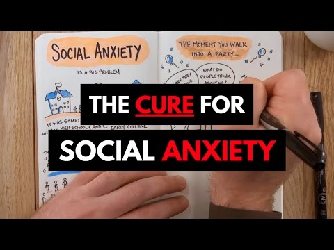 The CURE for SOCIAL ANXIETY