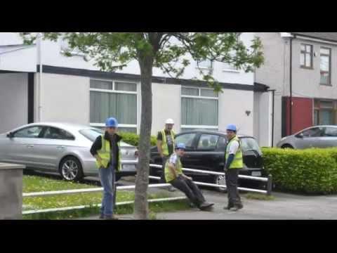 People Power stopping water meters in Ireland