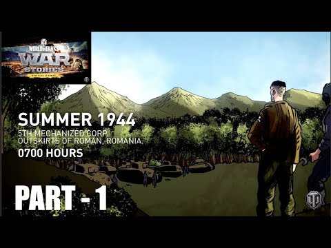 World of Tanks - War Stories - Brothers in armour part 1