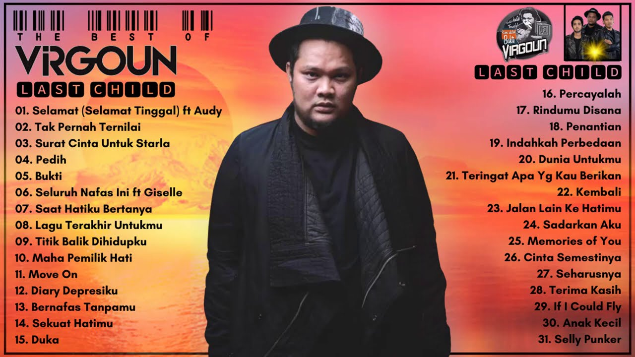 Download VIRGOUN X LAST CHILD FULL ALBUM - LAGU POP INDONESIA TERBAIK MP3 Gratis