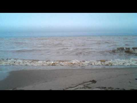Herbster Beach on the South Shore of Lake Superior