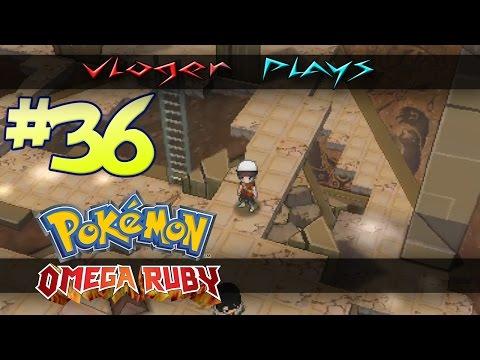 Pokemon Omega Ruby #36 Delta Episode #6 Sky Pillar