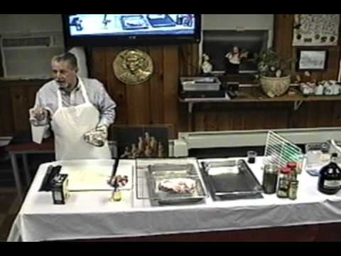 How To Make Capicola   John Scarpati Part 1