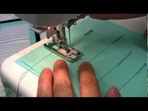 Janome G Series 4-Step Buttonhole