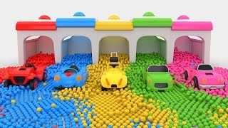 Download Colors for Children to Learn with Cars Toys - Colors Collection for Children