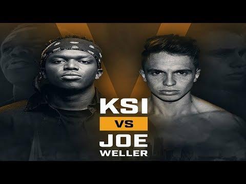 KSI vs Joe Weller (FULL FIGHT)