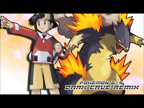 Pokémon G/S - Dark Cave Remix