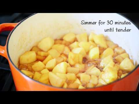 Recipe: Apple Butter