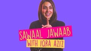 Hilarious Sawaal Jawaab With Iqra Aziz | ShowSha