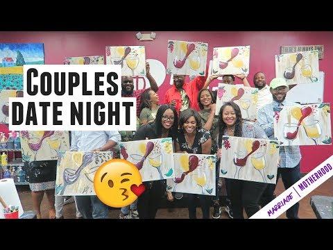 Couples Date night | Marriage & Motherhood | Date Night Idea