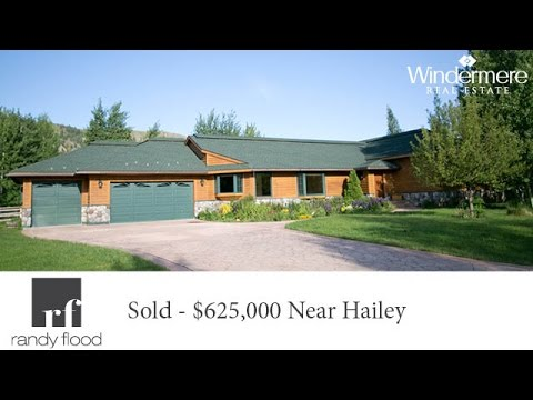131 Coyote Bluff Hailey Idaho near Ketchum and Sun Valley Great Real Estate