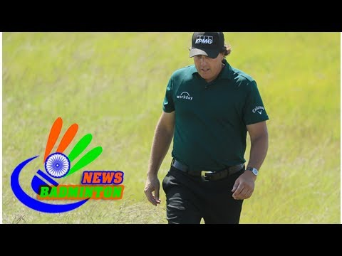 Phil Mickelson says he's