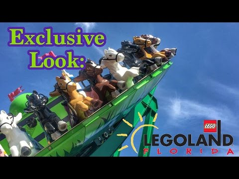Exclusive Look: New LEGO Friends Heartlake City land at Legoland FLorida