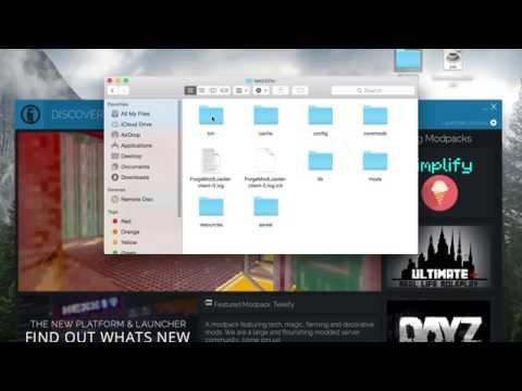 Technic Launcher White Screen Fix (Mac)