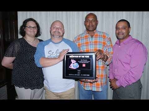 Owens Corning recognizes team's dedication to others