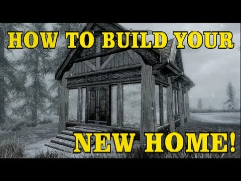 Skyrim Hearthfire DLC: How to Buy Land