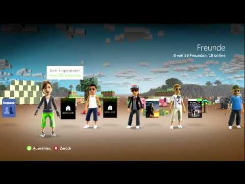 FREE Minecraft Wood Premium Theme [Xbox 360]