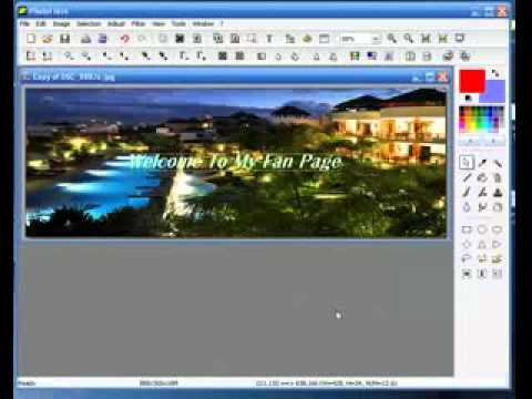 Create A Cover Photo for Facebook Fan Page Timeline