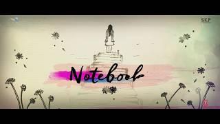 Notebook - Safar Video