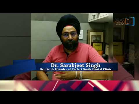 Dr. Sarabjeet Singh -The Perfect Smile Dental Clinic   NewZ New Chandigarh