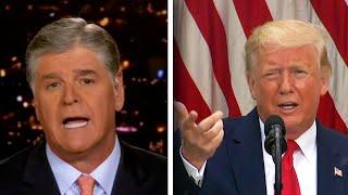 President Trump Mocks Reporter for Wearing Mask