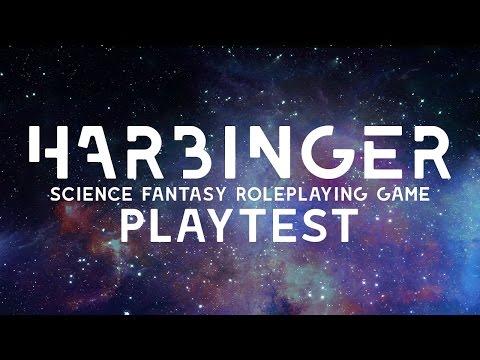 Harbinger Playtest (Sci-Fi D&D 5E)