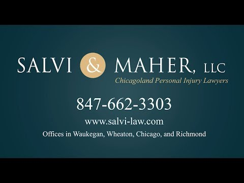Has Salvi Law had any injury cases that have changed Illinois laws?
