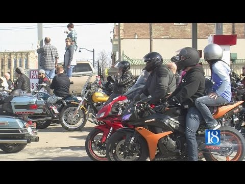Thousands Rev Their Engines to Honor Carroll Co. Teens