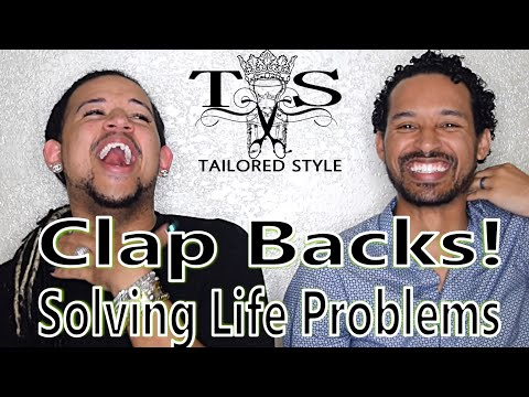 Yahoo Answers Clap Backs! | How to solve life problems!