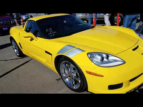 A CHEVY CORVETTE IS HOW MUCH AT A WHOLESALE AUCTION !?!?   - Flying Wheels -