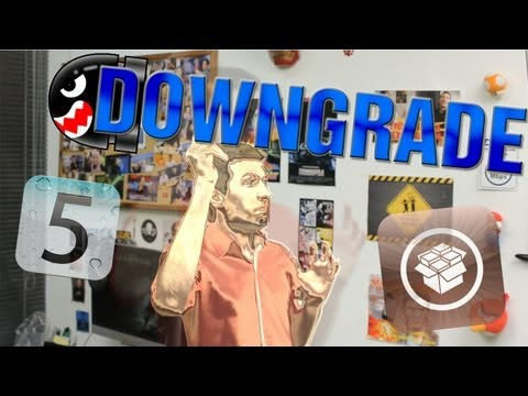 Destravado #8: Downgrade para o iOS 5.0.1 e jailbreak com redsn0w (2)