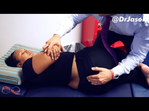 Dr. Jason - INCREASED LOWER BACK & NECK PAIN AFTER CAR COLLISION (FULL REHAB SESSION)