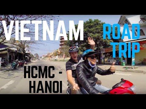 Trip Vietnam from Ho Chi Minh City to Ha Long Bay   HD