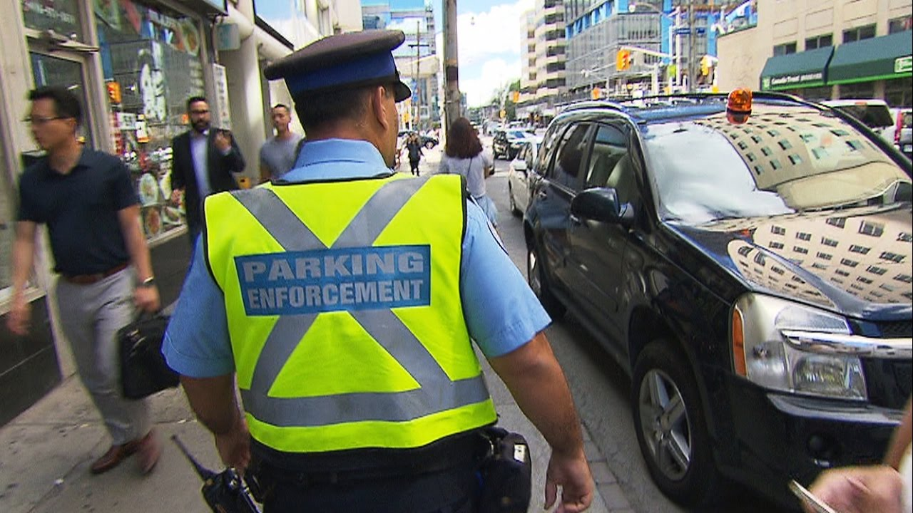 The worst place to park in Canada: Parking ticket traps, unfair tickets (CBC Marketplace)