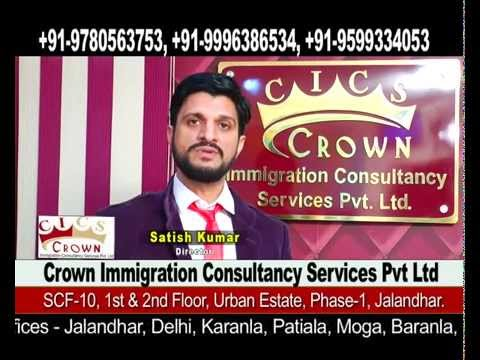 Crown Immigration YouTube Channel Investment in Foreign countries