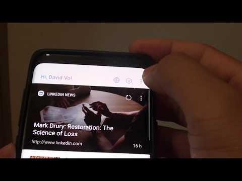 Samsung Galaxy S9: How to Change / Delete BixBy Voice Password